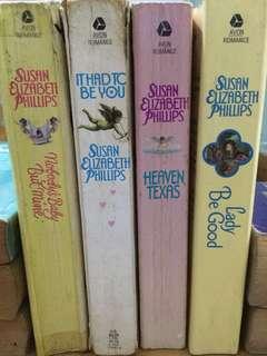 Susan Elizabeth Phillips Novels