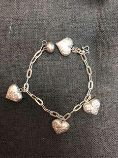 DISCOUNTED 銀手鏈 silver bracelet