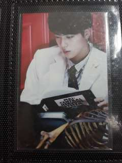 BTS JIN Young Forever Dope limited Photocard pc card