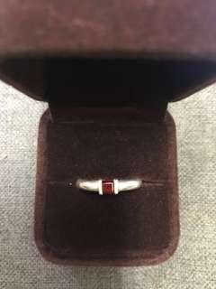 DISCOUNTED 石榴石戎指 Garnet Ring