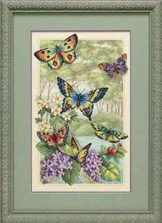 00169 Butterflies Frieze