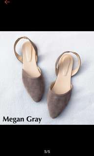 MEGAN DOLL SHOES