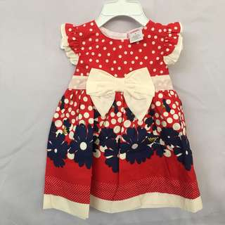 Baby Girl Cute Floral Dress SB 001