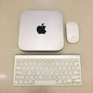 i5 Mac Mini Late 2012 Work / Audio / Design Desktop PC + Wireless Keyboard & Mouse + 512GB SSD + 8GB DDR3 RAM + Intel(R) HD Graphics 4000 + Free MS Office