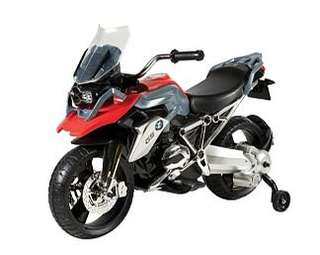 Ride on electric motorbike BMW GS 1200