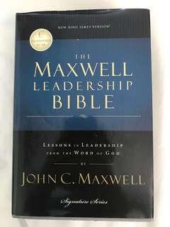 John C Maxwell Leadership Bible