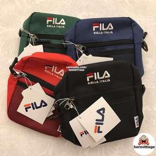 [AUTHENTIC, BNWT] FILA Small Shoulder Bag