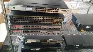 Cisco switcher