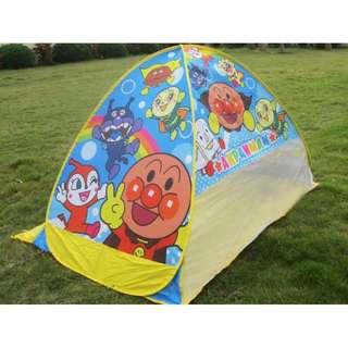 麵包超人帳篷 露營