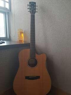 Cort Electro Acoustic Guitar
