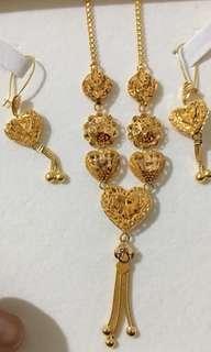 Juwellary sets