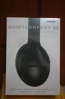 BOSE QUITECOMFORT 35
