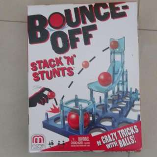 Bounce Off Ball Game