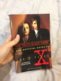 The official guide to The X Files
