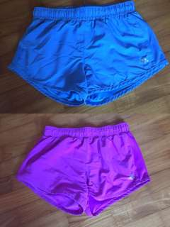 Preloved assorted adidas girls shorts