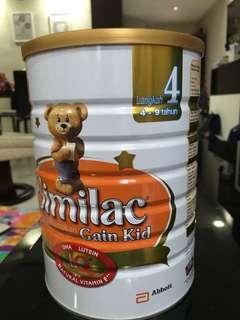Similac stage 4 1.8kg milk powder