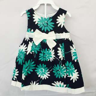 Baby Girl Floral Dress SB 004