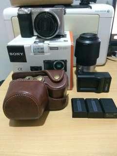 Sony A6000 lensa ada 2