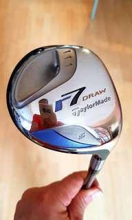 TaylorMade R7 Draw 5-Wood. Authentic.