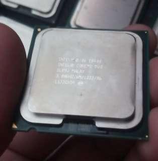 Intel Core2 Duo E8400 3.0Ghz lga775