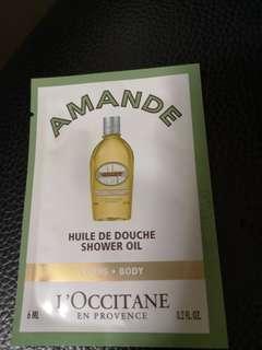 Loccitane sample kit - free postage