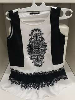 Moscato tribal top