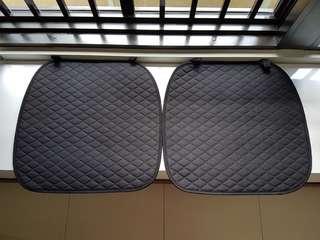 Car seat protector cover/mats