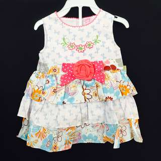 Baby Girl Floral Dress SB 005