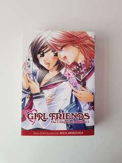 Girlfriends omnibus 1