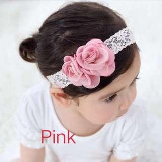 Baby Girl Headband - Preorder