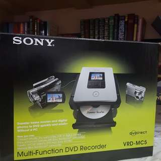 Multi-Function DVD Recorder