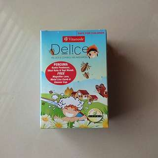 Delice Natural Herbal Hair Wash