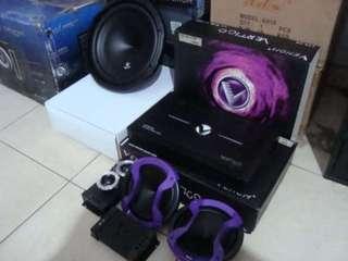 Sound System Venom Vertigo