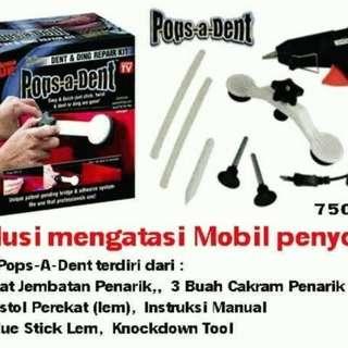 Pop A Dent ( alat ketok magic untuk mobil penyok