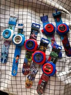 Kids Watch / Projector watch / LED watch