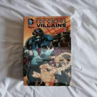 The New 52: Villains Omnibus