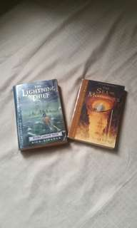 Rick Riordan's Percy Jackson: The Lightning Thief and The Sea the of Monsters