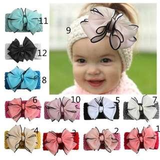Baby Girl Headband Preorder Kod 02