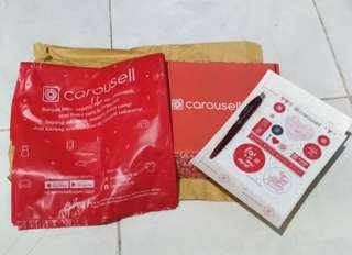THANK YOU CAROUSELL 🎉❤️🌍
