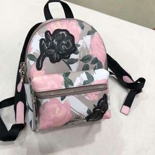 Coach backpack mini