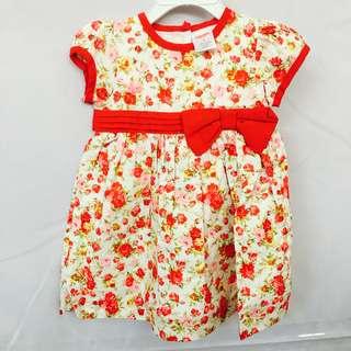 Girl Floral Dress SB 008
