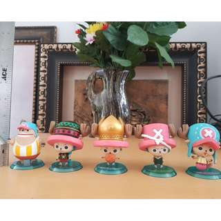 one Piece Chopper Set 5 pcs