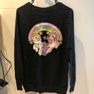 My little pony Pullover