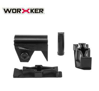 NERF Worker Stryfe Top & Side Barrel Attachment