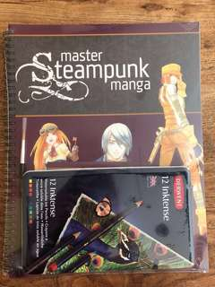 learn how to draw steampunk manga