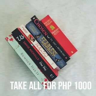 Take All for Php 1000