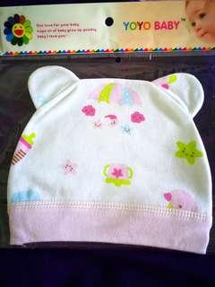 Baby Hat for newborn  (Brand New)