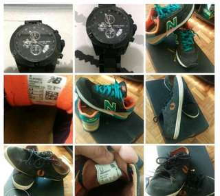 TAKE ALL Fred Perry New Balance Monte spiga