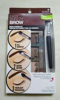 Cover Girl brow powder kit