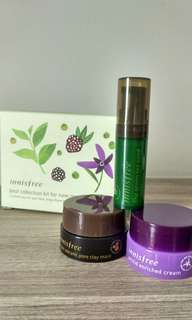 Innisfree Best Collection Kit for New Member